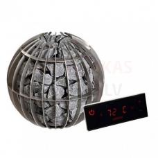 Pirts krāsns HARVIA Globe, elektriskā, 7kW, 400V