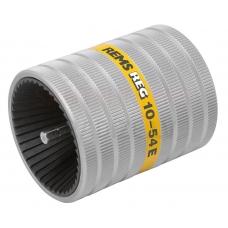 REMS ārējais/iekšējais cauruļu grātes REG 10-54 E