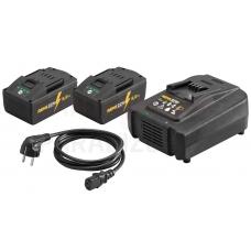 REMS akumulators Power-Pack 22V, 5,0 Ah / 230 V, 290 W