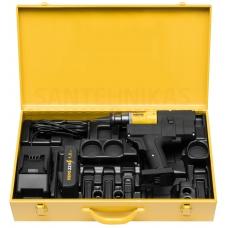 REMS akumulatoru darbināmā aksiālā prese Akku-Ex-Press P-CEF 22V Basic-Pack