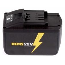 REMS akumulators Power-Pack 22V,1,5Ah/230V,90W