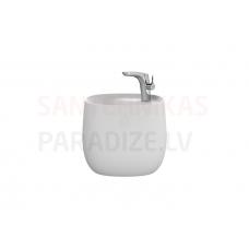 Izlietne Beyond, 460x470 mm, h=380 mm, matt white Fineceramic®