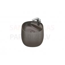 Izlietne Beyond, 460x470 mm, h=380 mm, coffee Fineceramic®