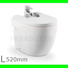 Bidē Meridian Compact, 360x520 mm, balts
