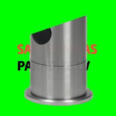 SANELA Universāls nerūsējošā tērauda pagarinājums 30 mm priekš SLZN 91E, 91EV