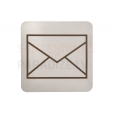 SANELA plāksnīte – pastkastīte