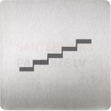 SANELA plāksnīte – kāpnes