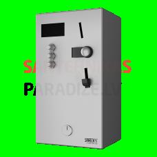 SANELA monētu un žetonu automāts 1-3 dušām, tiešā vadība, dušu izvēlas lietotājs