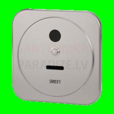 SANELA RFID žetonu dušas vadības sistēma aukstam vai iepriekš sagatavotās temperatūras ūdenim, 24 V