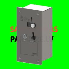 SANELA iebūvējamais monētu un žetonu automāts 230 V / 50 Hz elektroierīcei