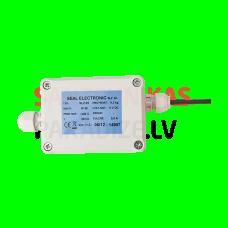 SANELA barošanas avots ar baterijām darbināmām ierīcēm (9 V/ 6 V)