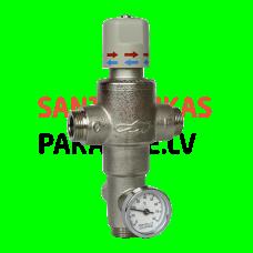 """SANELA Termostatiskais ventilis 6/4"""" (155 l/min.)"""