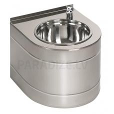 SANELA nerūsejošā tērauda automātiskā piekaramā dzeramā ūdens strūklaka SLUN 14EB 6V