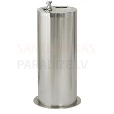 SANELA nerūsejošā tērauda dzeramā ūdens strūklaka SLUN 23 (800mm)