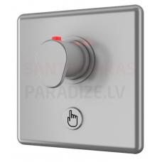 SANELA automātiska dušas vadība SLS 02PT 24V ar termostatiskais jaucējkrāns