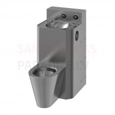 SANELA piekarama tualetes poda komplekts ar izlietni