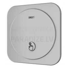 SANELA pisuāra skalošanas ierīce ar Piezo pogu SLP 02NP