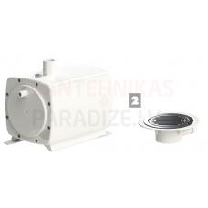 SFA sanitārais sūknis dušai SANIFLOOR 2