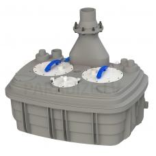 SFA kanalizācijas sūknis SANICUBIC 2 XL