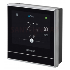 Siemens viedais bezvadu istabas termostats RDS110.R