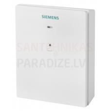 Siemens bezvadu viena zona uztvērējs RCR114.1 darbojas ar termostatu RDS110.R