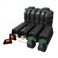 Sewage treatment plant (septic tank) EPURBLOC 3000 (W-097) size: 2700x1190x1440