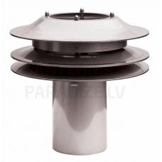 Smartflow vilkmes regulators dūmvadam 160 mm