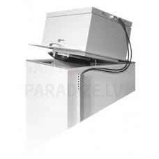 HKS LAZAR Smartfire granulu pnematiskā uzsūkšanas sistēma VACUM