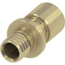 TECEflex 16 lodējama pāreja uz tērauda vai vara caurulēm ø 15mm