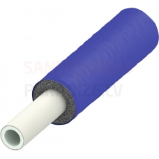 TECEflex 16mm PE-Xc/Al/PE-RT daudzslāņu pretkondensāta caurule ar 6mm zilu PE izolāciju eur/m