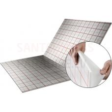 TECEfloor izolācijas plāksne 10 plus siltajām grīdām ar līmes slāni 1.60 x 1.20 m (1.92 m²) 10mm eur/m