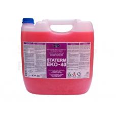 Nesasalstošs siltumnesējs EkoStaterm koncentrats 10L propilēnglikols