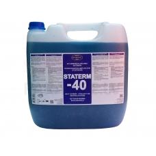 Nesasalstošs siltumnesējs Staterm -40°C 10L etilēnglikols