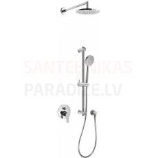 BM-TRES zemapmetuma dušas sistēmas komplekts