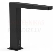 TRES SLIM elektronisks izlietnes jaucējkrāns, melns matēts