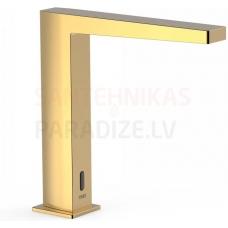 TRES SLIM elektronisks izlietnes jaucējkrāns, zelta, gold
