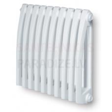 Viadrus čuguna radiators STYL 500/130 (1 riba/sekcija)  73.4W bez kājām