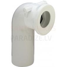 WC līkums ar pretvārsts 100x90-138882
