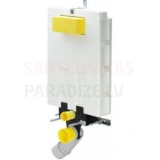 Iebūvējamais rāmis WC podam, montāžas modulis MONO 382186