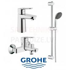 GROHE vannas jaucējkrānu komplekts STARTEDGE