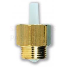 WATTS automātiskais aizvaru vārsts RIA, lai ātri demontētu automātisko ventilācijas atveri 3/8'x1/2'