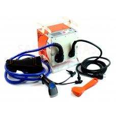 Elektrometināma metināšanas iekārta Fox Fittings Eurotech  315 20-315 mm