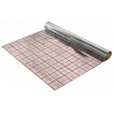Taker silto grīdu plēve ar foliju 50m2