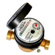 Sausā tipa ūdens skaitītājs SJ-SDC D3 NWM DN15 Q3=2.5 R100H/R50V T30 L80mm