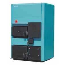 Centrometal kombinētais apkures katls CentroPlus-B 25kW ar divām kurtuvēm un boileri