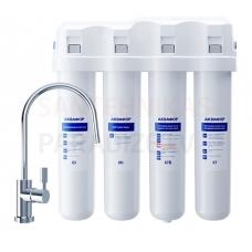AQUAPHOR ūdens filtrs CRYSTAL ECO H (mikrofiltrācija un mīkstināšana)