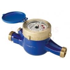Zenner ūdens skaitītājs MNK-RP-N R160 C klase DN15  2.5m³/h 30°C ar stiprinājumiem
