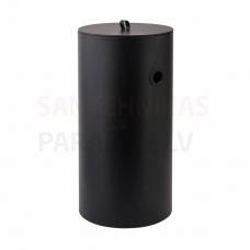 Veļas kaste Edris, d=300 mm, h=600 mm, 42 l, melna