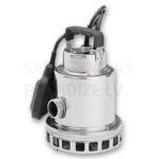 Iegremdējamais sūknis tīram ūdenim Nocchi PRATICA (0.8kW)
