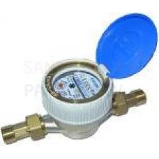 Dzīvokļa ūdens skaitītājs B-Meter 110mm 1/2' Qn1,5 MID KLASE 30°C ar saskrūvēm